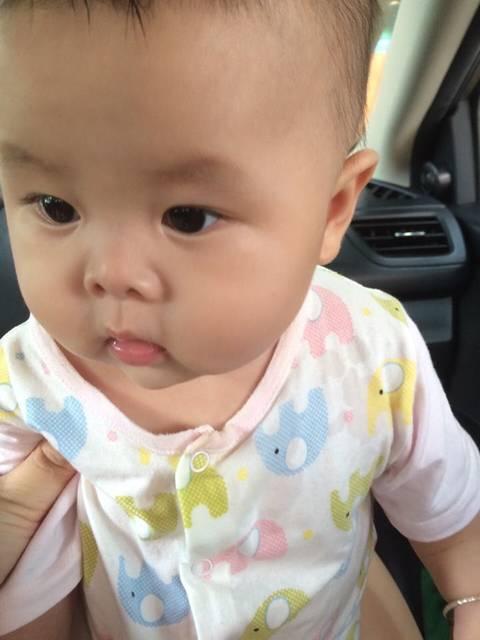 宝宝早上起床咳嗽_我家宝宝5个月大。近段时