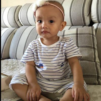 我家宝宝现在满一周岁了,从五个月的时候,我就