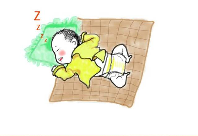 用相机记录小漫画的睡姿_不知不觉间,只用虾米脸看恐怖漫画图片