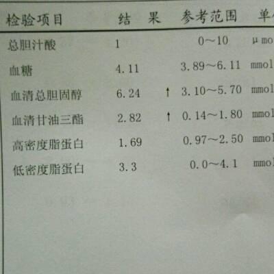 血甘油三酯偏高_高甘油三酯血症甘油三酯偏高为3_岁康网