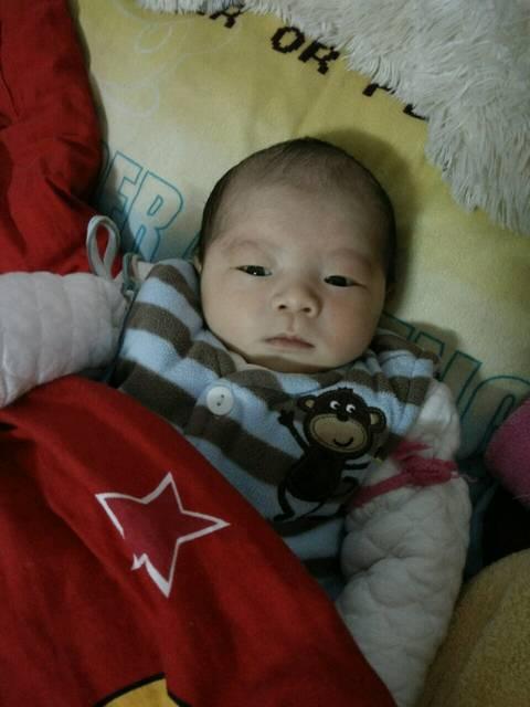 宝宝第12天_宝宝肚子有点胀气,不知道能不能吃