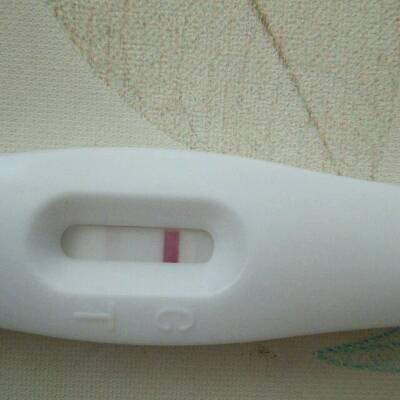 深哹n_试纸显示一深一浅线,是确定怀孕了吗