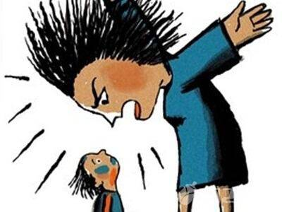 父母面对熊孩子控制自己的情绪?(每天五分图表情包的爆炸到气图片